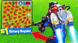 *WINNING* THE 1 vs 50 CHALLENGE - Fortnite Battle Royale