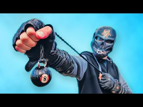 10 Craziest Video Game Weapons in REAL LIFE!