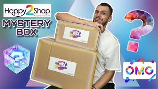 Έφτασε ! Mystery Box από το HAPPY2SHOP | Tsede The Real