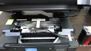 Continuous Ink Supply System CISS for EPSON NX430 WorkForce 435