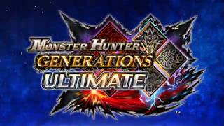 Monster Hunter Generations Ultimate - Anuncio Switch.