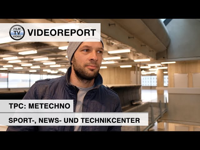 Metechno: Sport-, News- und Technikcenter