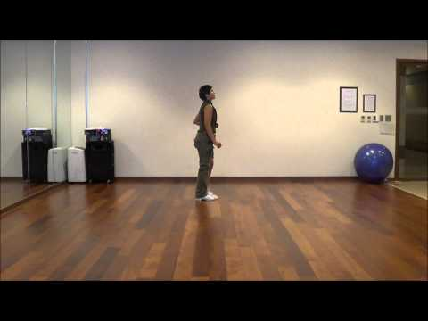 My First Love Is You Line Dance (Absolute Beginner Level)