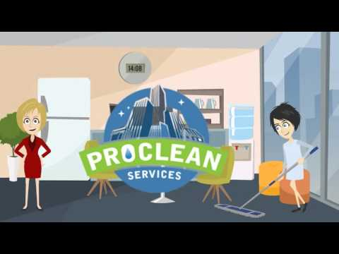 Office Cleaning in Mississauga, ON | Proclean Servicecs 905-869-9410