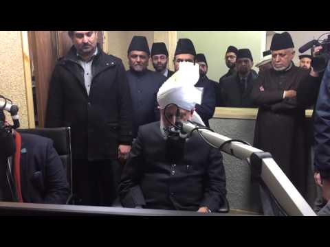 NEW ISLAMIC RADIO STATION IN LONDON - Voice of Islam