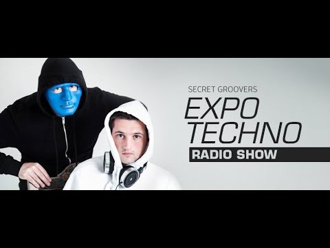 Expo Techno 049 Recorded Live at Club T-Rex, KB18, Copenhagen Denmark (with Secret G.) 01.01.2018
