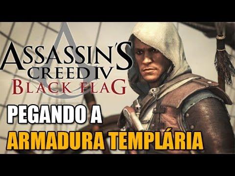 Pegando a Armadura Templária em Assassin's Creed IV: Black Flag (PC)