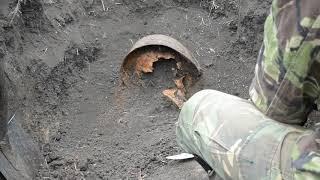 Раскопки в полях Второй Мировой Войны Фильм 48/Excavation in fields of World War II the Film 48