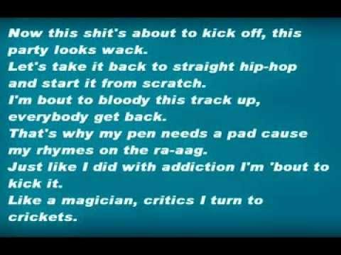 Berzerk - Eminem (Lyrics)