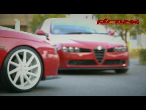 Alfa Romeo 156 and 159 on VOSSEN.