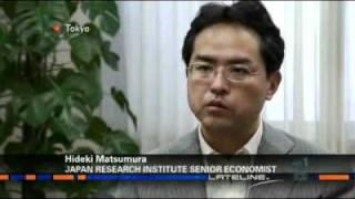 China set to overtake Japan as number 2 economy