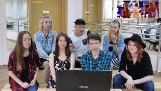 Coffee dance: KARD - Hola Hola + Hola Debut Showcase Stage (MV reaction) [ENG SUB]