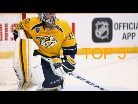 Pekka Rinne TOP 5 saves