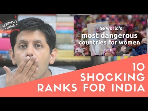 10 Shocking International Rankings that we should outrage about!😤