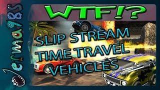 Slipstream Time Travel Vehicles