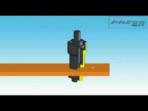 cortadora de tubos electrica
