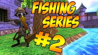 "Wizard101: Fishing Series ""Bearracuda = Easy Mode"" - Ep 2"