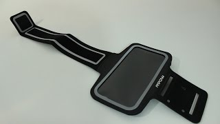 Mpow Running/Sport Sweatproof Armband [Review]