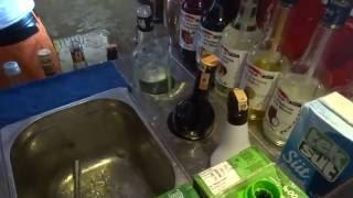 Спиртные напитки в отеле Utopia World Hotel 5   Июль 2016(Белиз и Малибу наливают оригинал!, 2016-07-23T09:05:16.000Z)