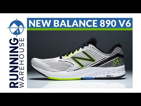 New Balance 890 v6 - YouTube
