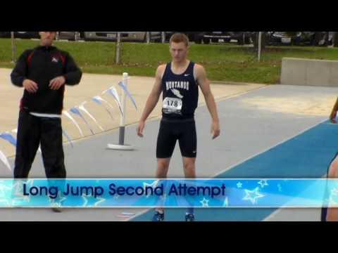 2017 State Track Finals IHSA LONG JUMP