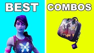 BEST SKIN BACK BLING COMBOS AVEC DREAM!!! Broken Light Set - France Fortnite Meilleurs Combos