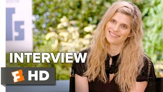 The Secret Life of Pets Interview - Lake Bell (2016) - Animated Movie