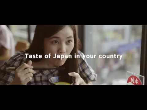 【PR Video】Japanese Food Supporter Store (Asia, English)