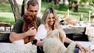 Villa Puppy Picnic - Berges Family Video