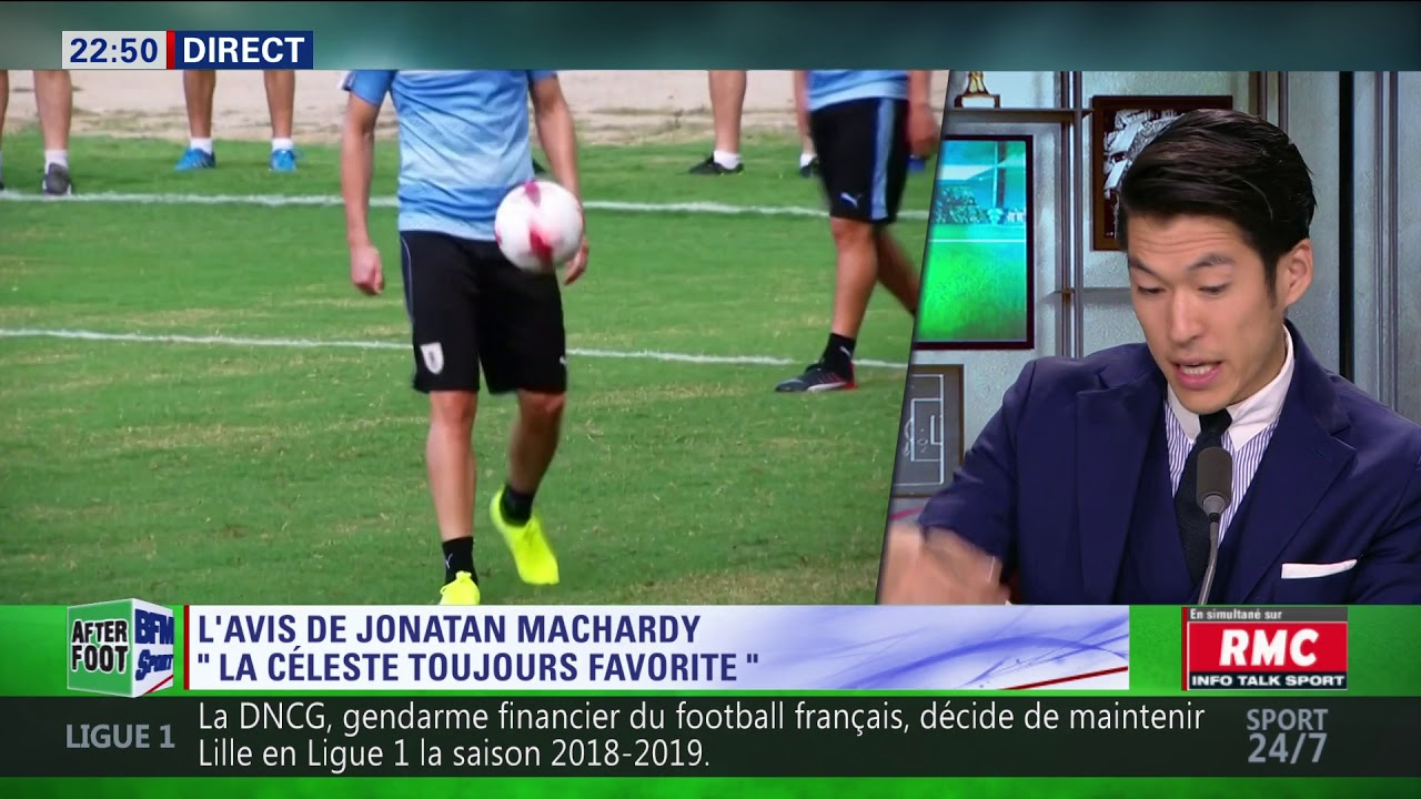 After Foot du mardi 05/06 – Partie 3/6 - L'avis de Jonatan Machardy