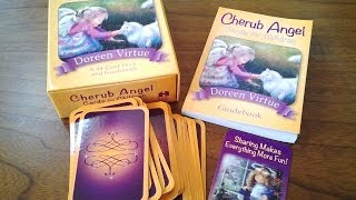 Cherub Angel Cards  for Children ~ オラクルカードレビュー(24)