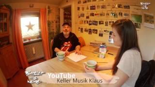 Neue Kellermusik mit Klaus