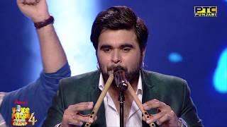 kamal khan tu bol pahve na bol ninja alghoza live studio round 12 vop chhota champ 4