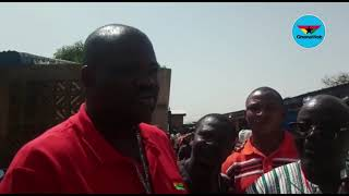 Mahama will win by 98% -  Akamba