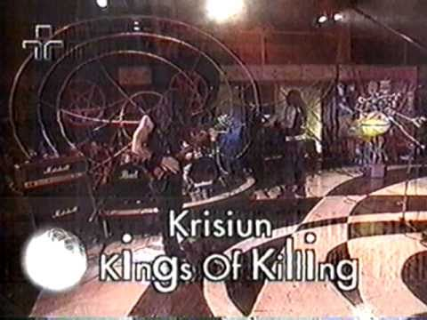 Krisiun - Kings Of Killing