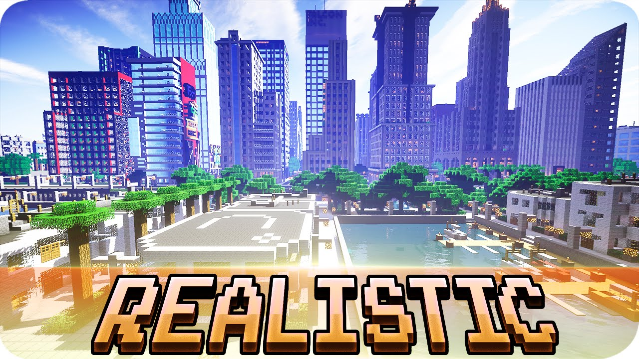 how to get a city in minecraft