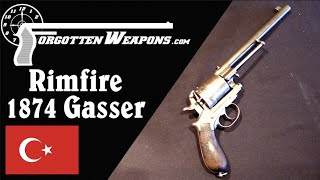 Something of a Mystery: Rimfire 1874 Gasser Montenegrin
