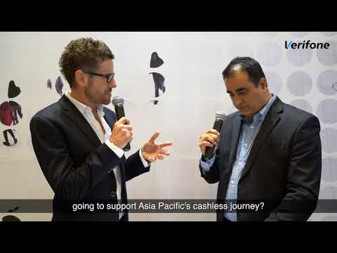 Verfone's Daniel Angelov and Mohit Grover discuss today's payment revolution in APAC