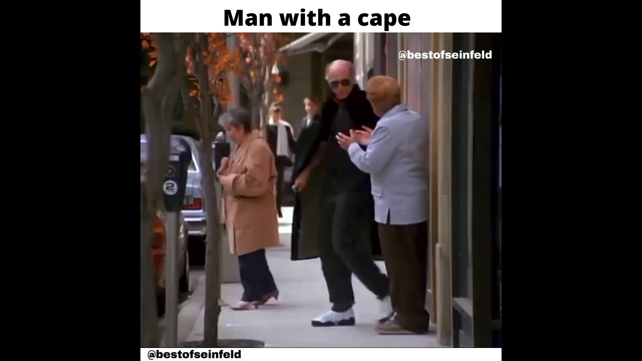 Download Frank Costanza's lawyer. Man with a Cape (Best of Seinfeld)
