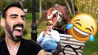 prank videos funny 2020 - Reaction