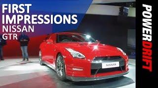 Nissan GT-R : Auto Expo 2016:  PowerDrift