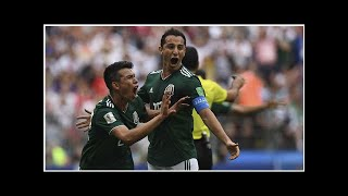 How will Mexico line up against South Korea?