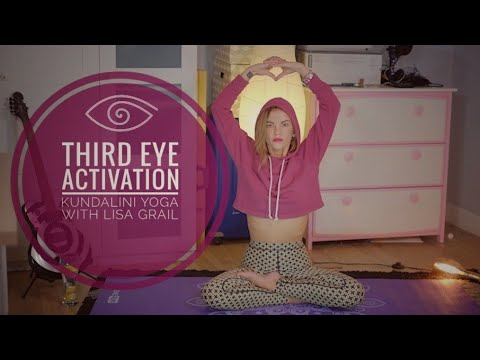 Complex for the ajna chakra (6th center). Third eye, pineal gland activation. Getting naturally high