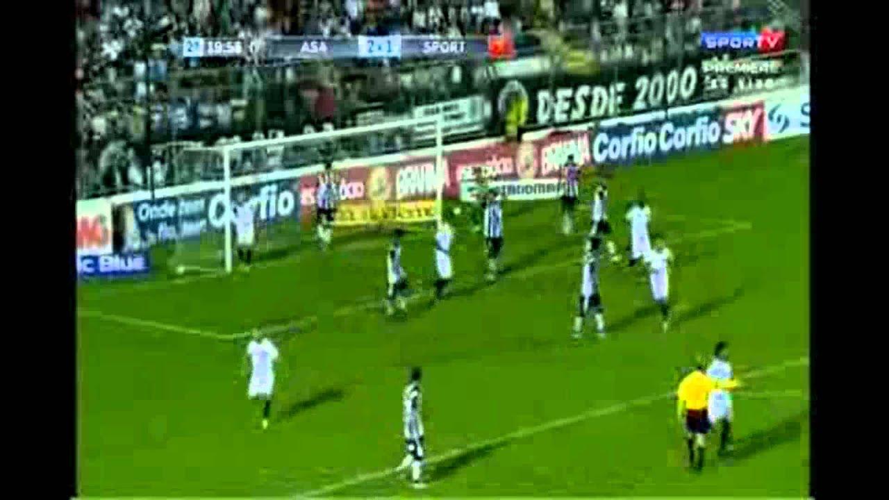 Os Gols de ASA 2 X 4 Sport Brasileirão Serie B