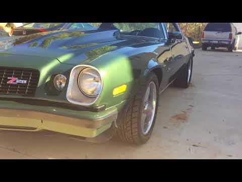 1974 CAMARO Z-28 FOR SALE (pics on Craigslist) - YouTube