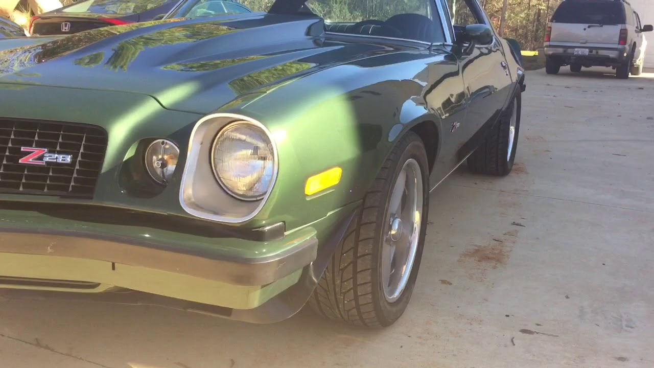 1974 Camaro Z 28 For Sale Pics On Craigslist Youtube
