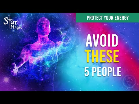 How to Protect Your Energy and 5 People Who Drain It (JERRY SARGEANT) Energy Vampires