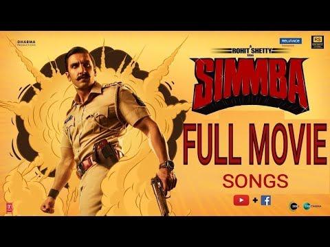 Simmba   Full Movie songs & screenshot   in Hindi 2018   Ranveer Singh   Simmba jukebox   Sara Ali