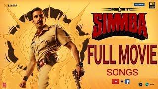 Simmba Full Movie songs amp; screenshot in Hindi 2018 Ranveer Singh Simmba jukebox Sara Ali