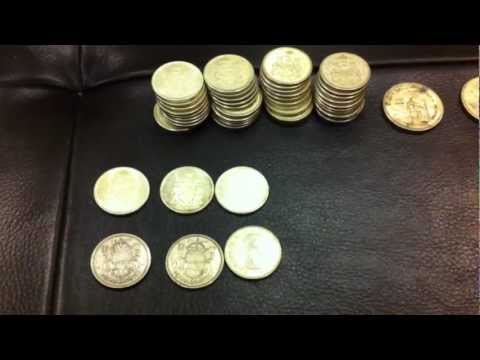Coinpicker's Massive Garage Sale Silver Coin Haul